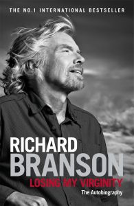 Book cover: Losing My Virginity by Richard Branson