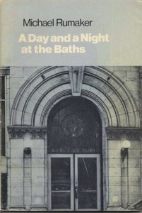 Book cover: A Day and a Night at the Baths by Michael Rumaker