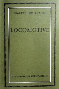 Book cover: Locomotive by Walter Hourback